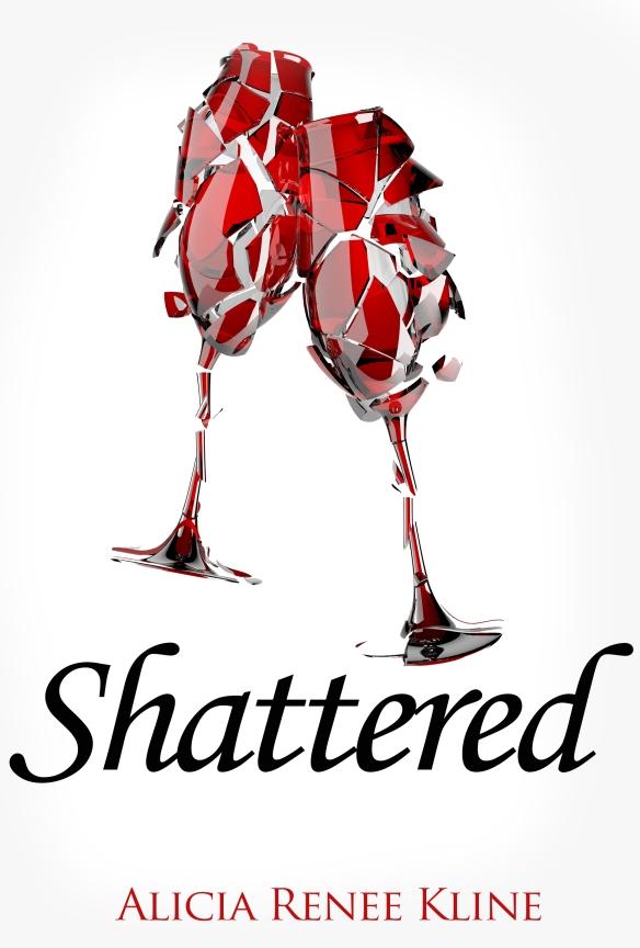 Shattered cover art