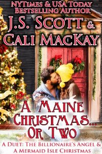 mainechristmascover