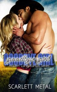 NEW COVER for Goodbye Girl