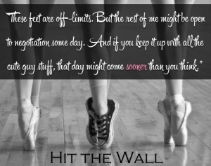 Hit the Wall Teaser 3