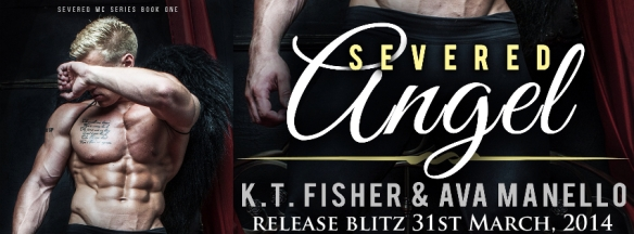 Severed Angel Release Facebook Header