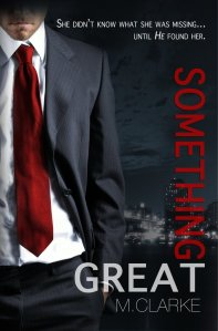 something great new cover non jacket
