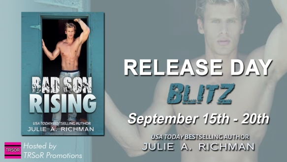 bad son rising release day blitz