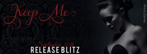 Keep Me Release Banner