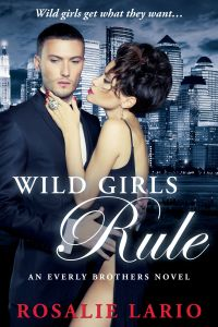 Wild Girls Rule Cover